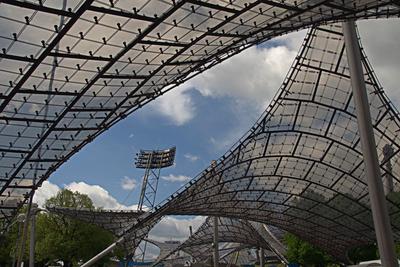 Zeltdach - Olympiastadion München