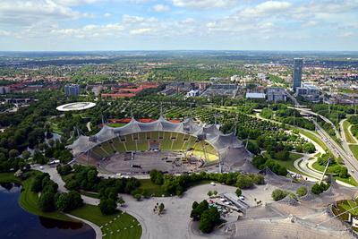 Olympiapark - Olympiastadion