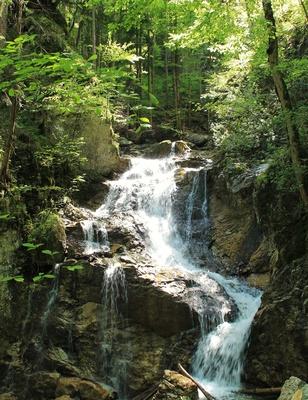 Lainbachwasserfall 01