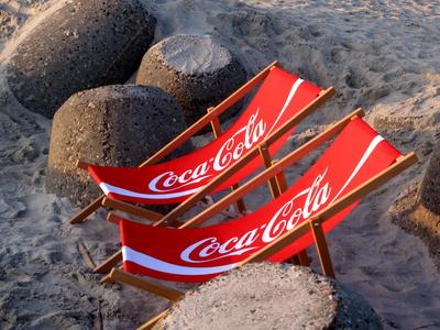 Coca-Cola lädt ein