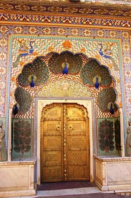 Stadtpalast Jaipur  4
