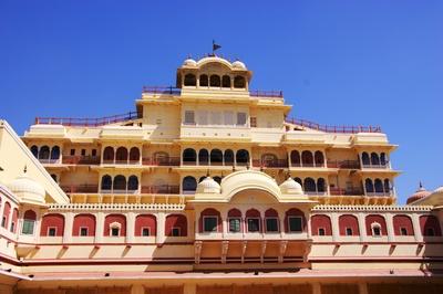 Stadtpalast Jaipur  1