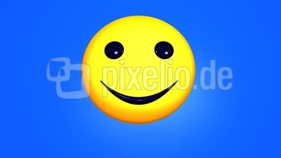 Smiley lacht
