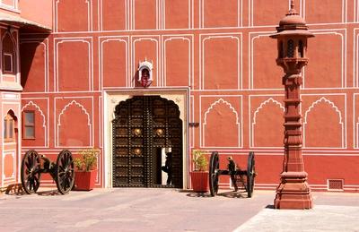 Stadtpalast  Jaipur  6
