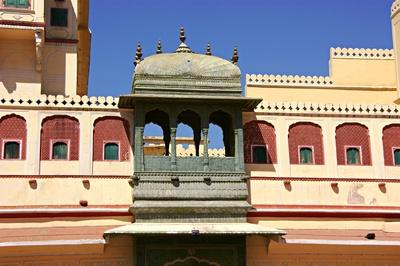 Stadtpalast Jaipur  7