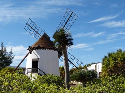 Kleine Mühle (Fuerteventura) 1