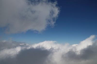 Auf Augenhöhe mit den Wolken 01