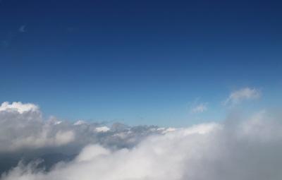 Auf Augenhöhe mit den Wolken 02