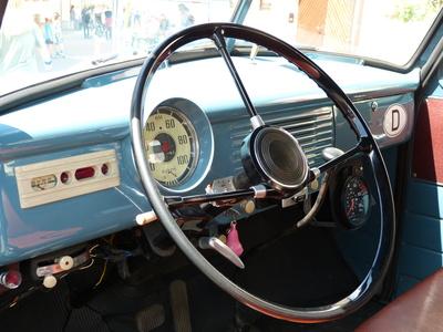 Opel Blitz Amaturenbrett