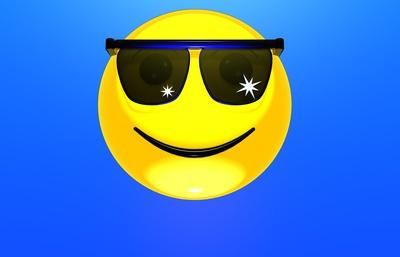 Smiley cool