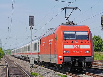 Die Baureihe 101 . . . .