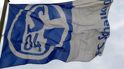 Fahne Schalke 04