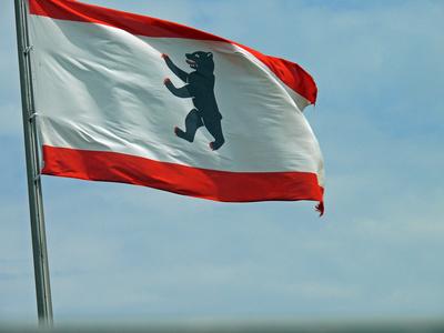 Fahne Berlin