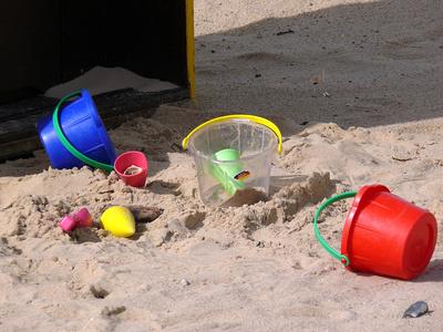 Relaxen am Strand ....