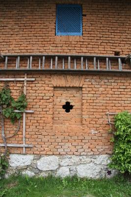Alte Scheunenfassade 2