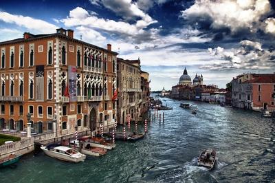 Venedig im Mai