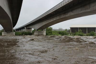 Hochwasser Enns 2013