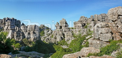 Karst-Landschaft