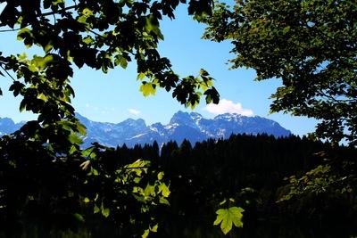 Bergblick am Barmsee 02