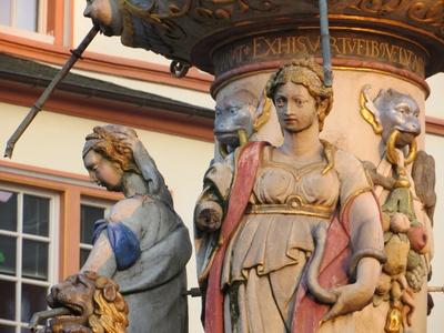 Trier Marktplatzbrunnen