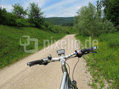 Mit dem E-Bike macht's Spass