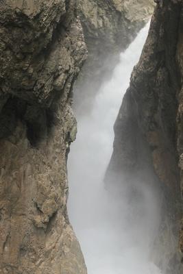 Leutaschklamm - Wasserfallsteig 06