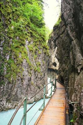 Leutaschklamm - Wasserfallsteig 05