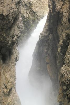 Leutaschklamm - Wasserfallsteig 07