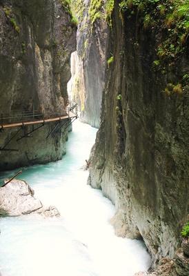 Leutaschklamm - Wasserfallsteig 11