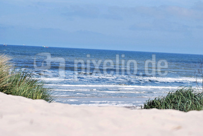 Nordseesinsel - Urlaub machen