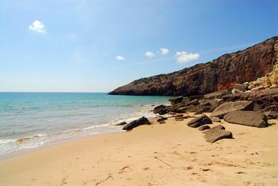 Portugals Südküste - Algarve