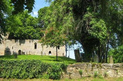 Erbaut im 14. Jahrhundert