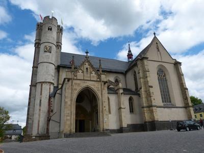 Kirche Münstermaischeid 2