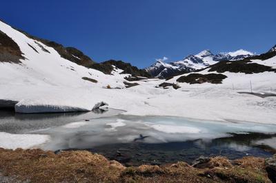 Schweizer Alpenpässe schneefrei