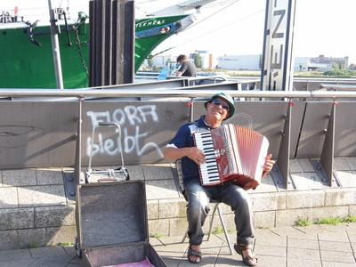 Der Hafenmusikant