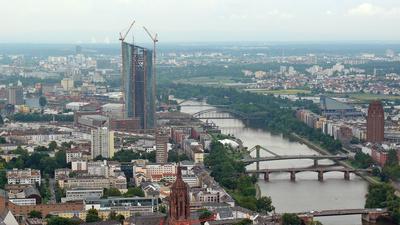 Neubau Europäische Zentralbank ..