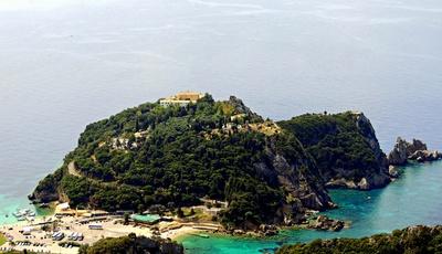 Korfu, Paleokastritsa 4