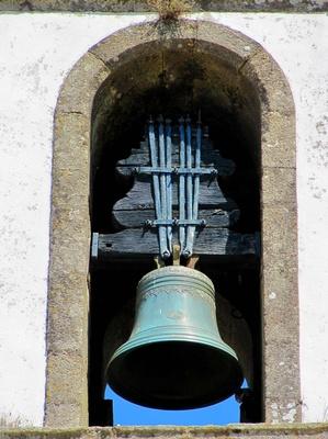 eine himmlische Glocke