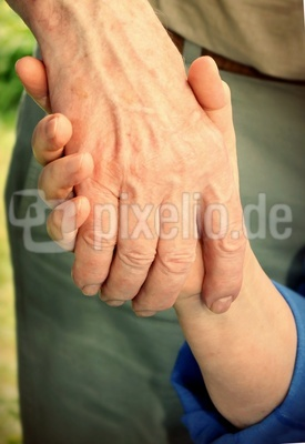 Zusammen alt werden (in Farbe)