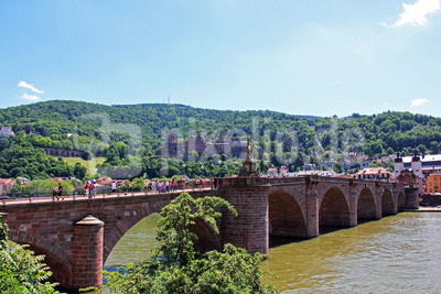 Alte Brücke und Schloss