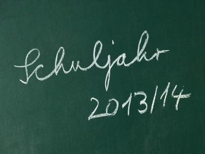 Schuljahr 2013/14 (1)
