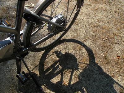 Mit dem Rad auf Feldwegen