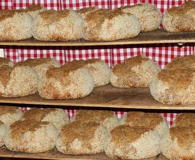 Es sind noch Brote da