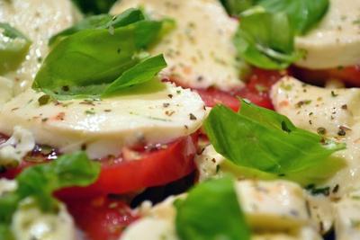 Tomate - Mozzarella
