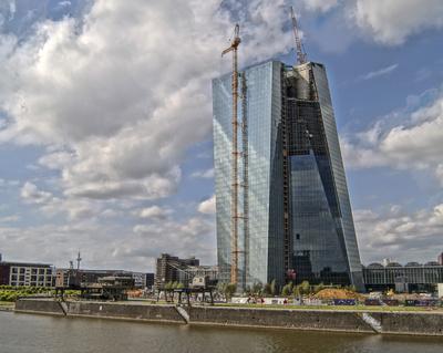 EZB Neubau Juli 2013