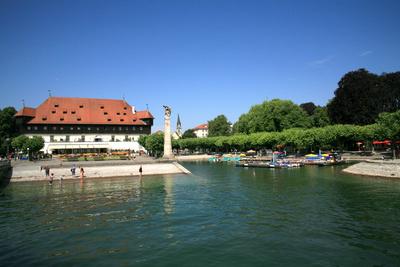 Seeufer in Konstanz
