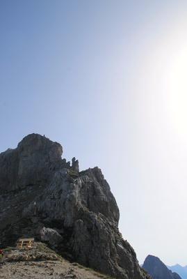 Karwendel-Klettersteig 03