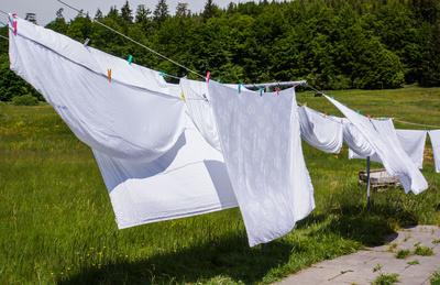 Waschtag im Schwarzwald