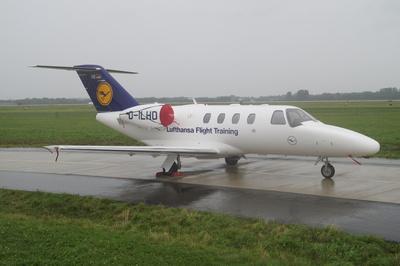Learjet Lufthansa