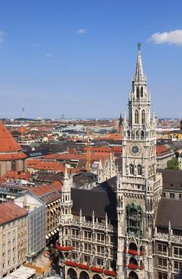 Neues Rathaus München